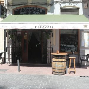 ELEAZAR restaurante castellon
