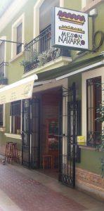 meson navarro III restaurantes castellon