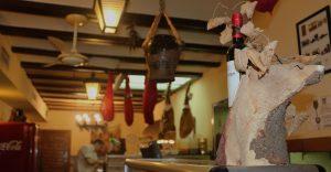 Restaurante Meson Navarro 1 horario